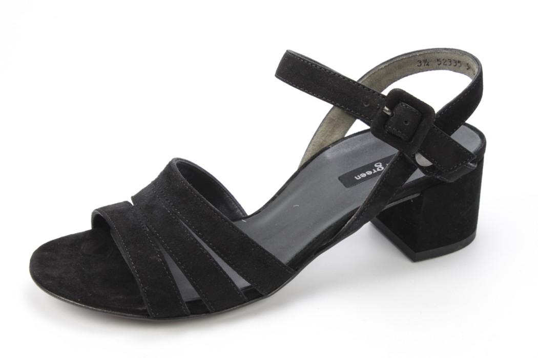 paul green 7075 032 sandalet 3 tot 5 cm hak direct. Black Bedroom Furniture Sets. Home Design Ideas
